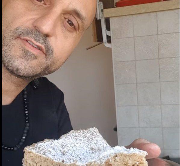 עוגת טחינה במיקרוגל ללא גלוטן של תומר תומס