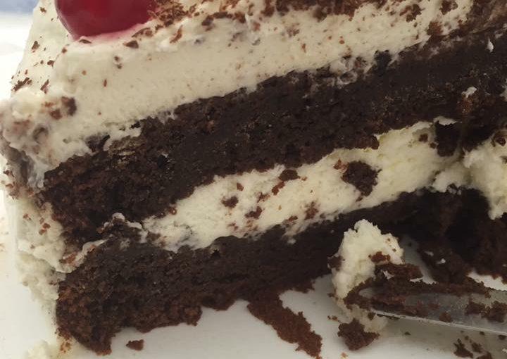 עוגת יום הולדת שוקולד מתכון