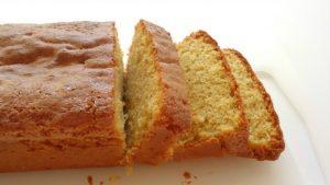 עוגת ספוג וניל אוורירית מתכון