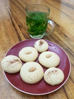 רייבה עוגיות מרוקאיות
