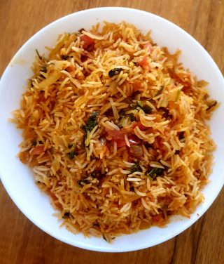 אורז אדום מתכון