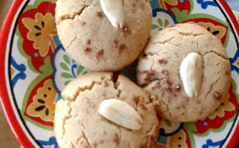 עוגיות טחינה מתכון מנצח של תומר תומס