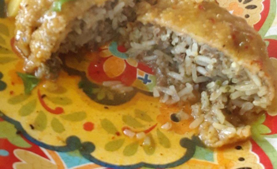 קציצות בשר ואורז של תומר תומס