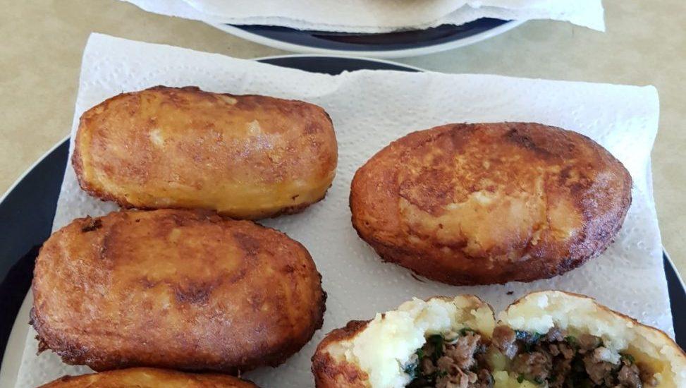 קציצות בשר ותפוחי אדמה (בסטיל/בנטז') של תומר תומס