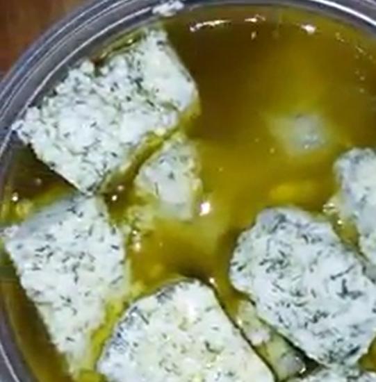 גבינה ביתית מחלב מתכון של תומר תומס