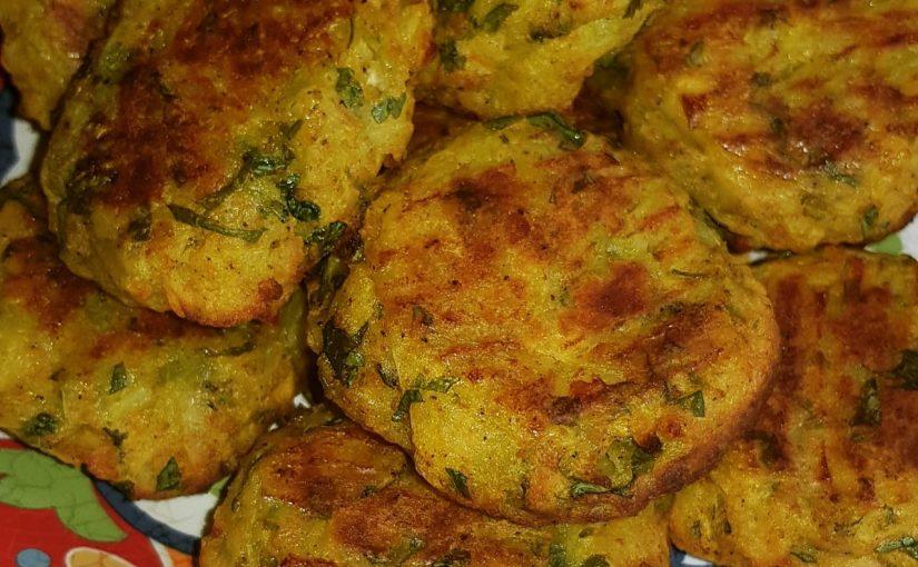 לביבות ירק בתנור מתכון של תומר תומס