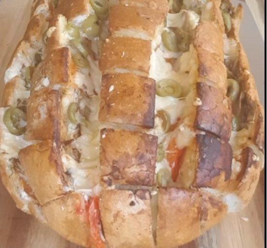 פיצה מלחם מתכון של תומר תומס