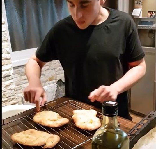 לחם פרנה ביתי מתכון של אביהו שהרבני