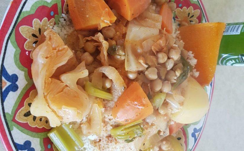 מרק אדום לקוסקוס מתכון של תומר תומס