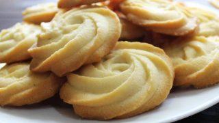 עוגיות חמאה מעולות מתכון