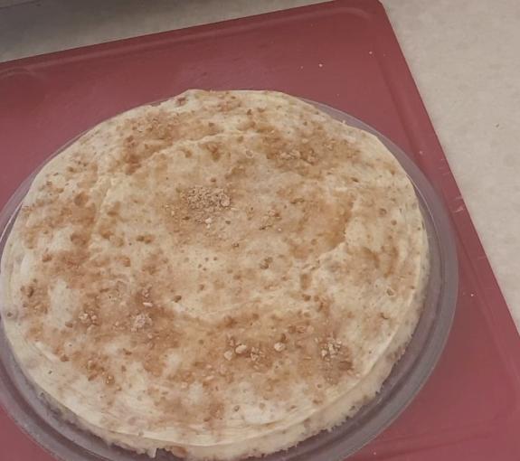 עוגת גבינה במיקרוגל ב-7 דקות מתכון של תומר תומס
