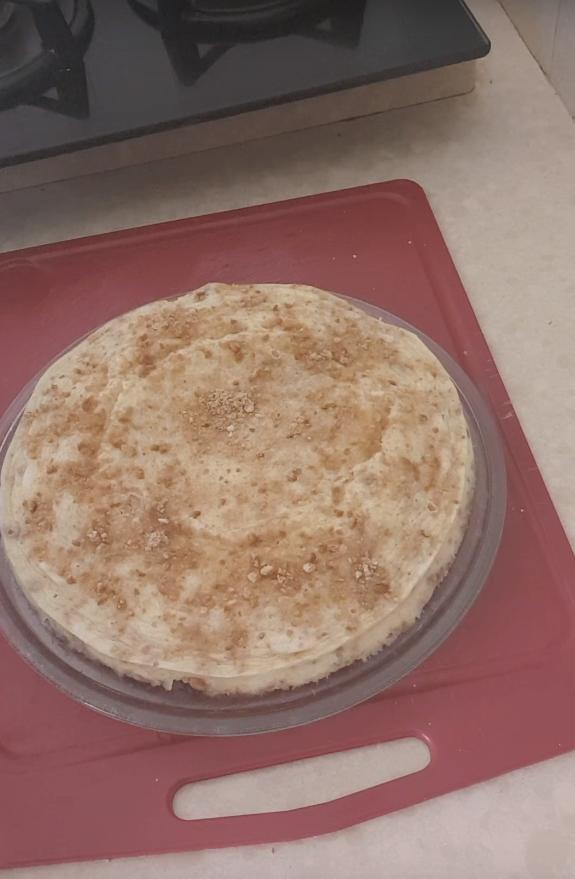 עוגת גבינה במיקרוגל תומר תומס
