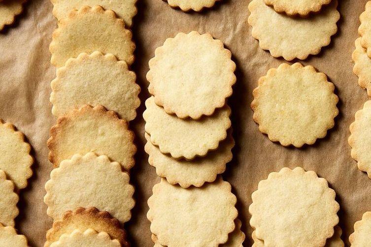 בצק פריך עוגיות -עוגיות 123