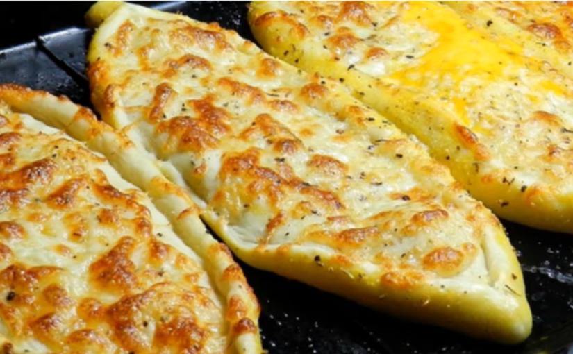 פידה טורקית עם גבינה מתכון