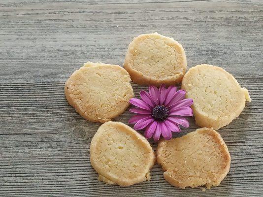 עוגיות חמאה מתכון