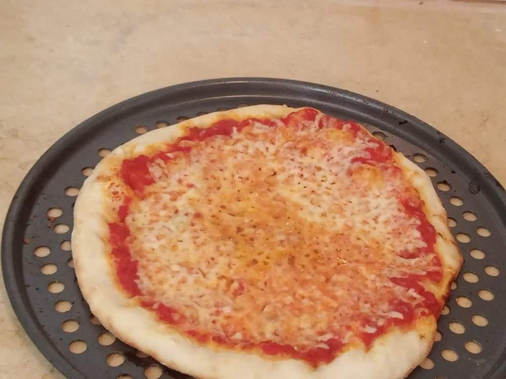 בצק לפיצה מושלמת