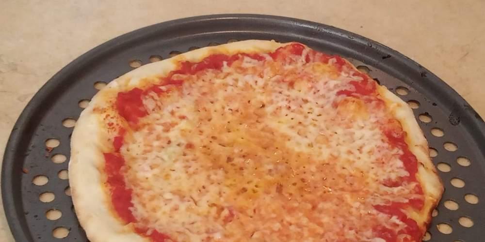 בצק לפיצה מושלמת של אייל הררי כולל סרטון