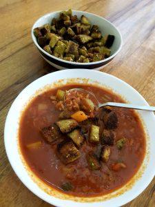 מרק עגבניות פיקנטי מתכון