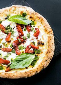 פיצה מרגריטה מתכון