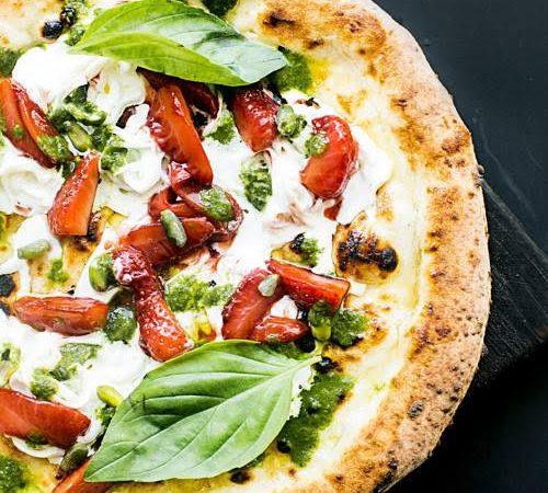 מתכון לפיצה מרגריטה בניחוח איטלקי