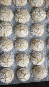 עוגיות לימון קלות