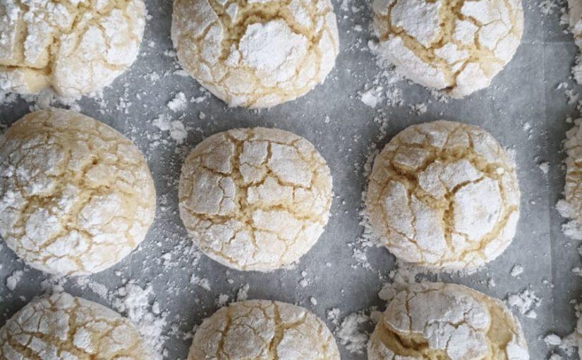 עוגיות לימון קלות של תומר תומס