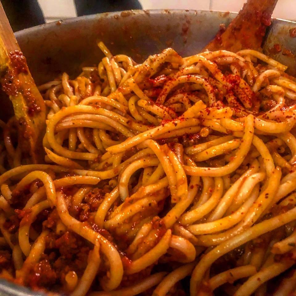 ספגטי בולונז מושלם