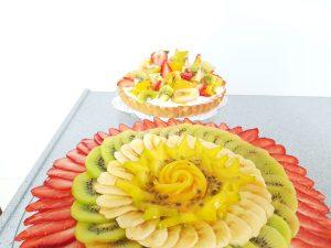 פאי פירות מתכון