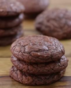 עוגיות בראוניז שוקולד מתכון