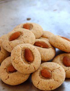 עוגיות שקדים אמרטו