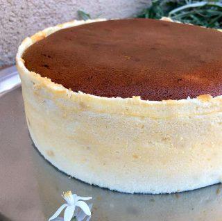 עוגת גבינה אפויה מתכון