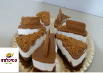 עוגת לוטוס מתכון