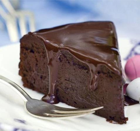 עוגת שוקולד מתכון קל