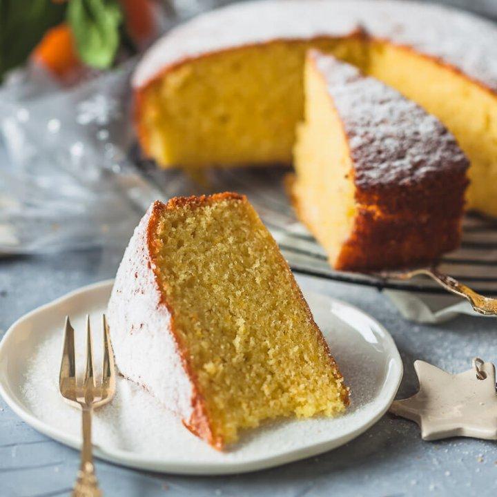 עוגת תפוזים מתכון קל
