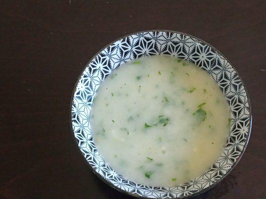 מרק סולת מרוקאי מתכון קל