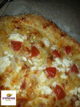 פיצה מתכון קל