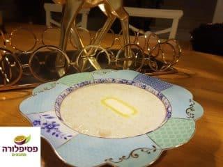 ברקוקש - קוסקוס מרוקאי חלבי
