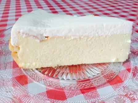 עוגת גבינה עדינה