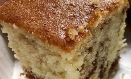 עוגה בחושה ללא מיקסר