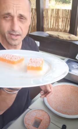 עוגת סולת ערבית - תומר תומס