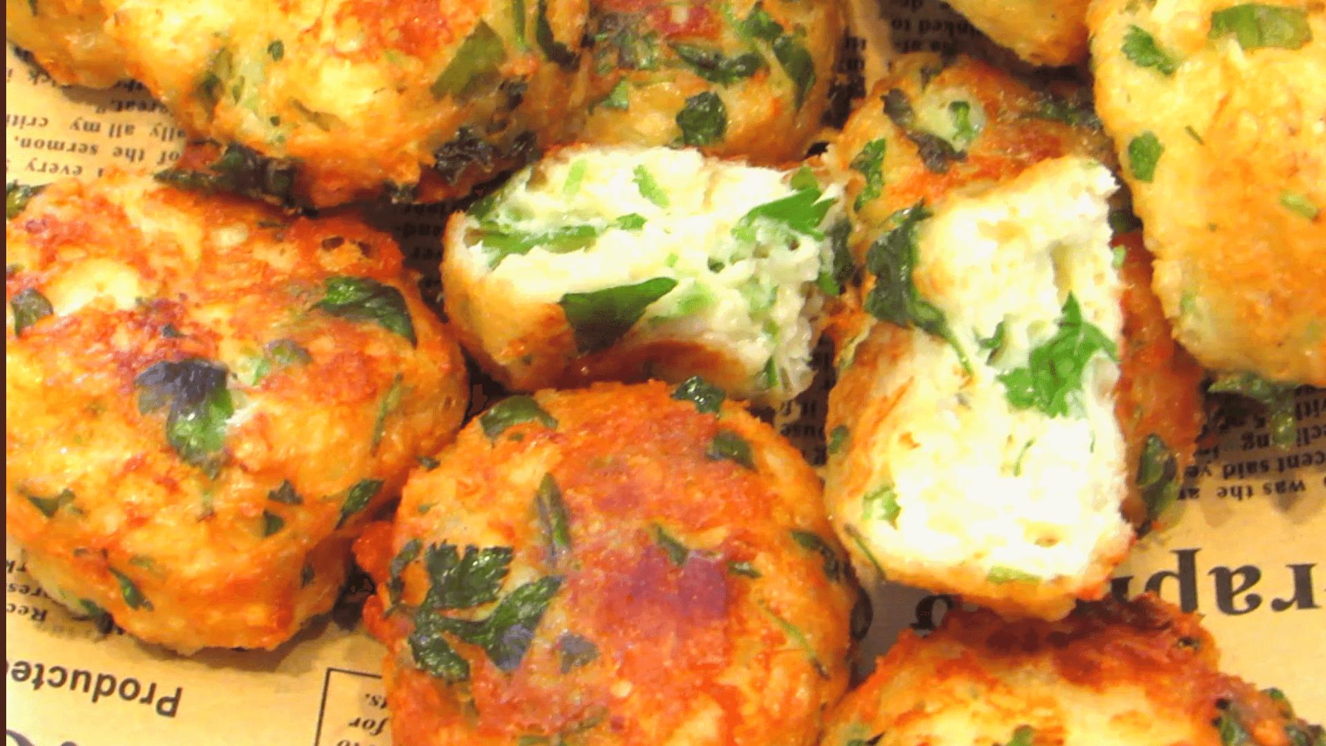כדורי גבינת פקורינו