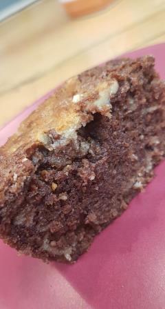 עוגת שוקולד אגוזים