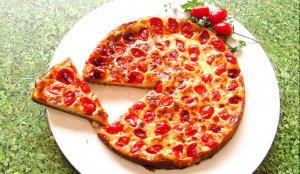פאי גבינות ועגבניות שרי