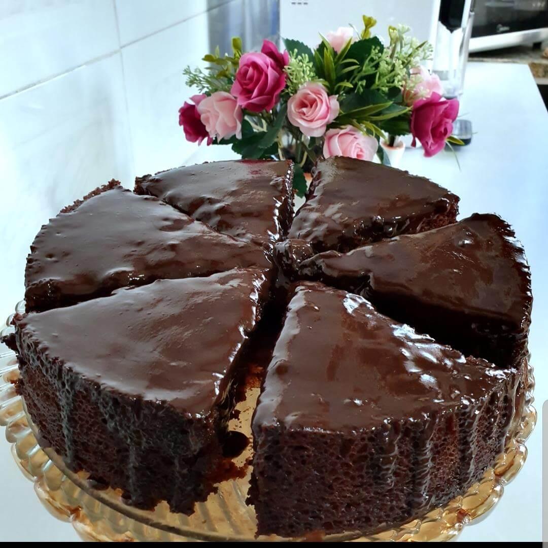 עוגת שוקולד מטריפה