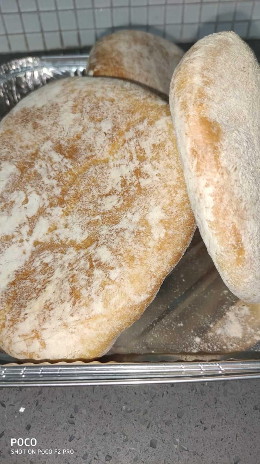 לחם פרנה מרוקאי