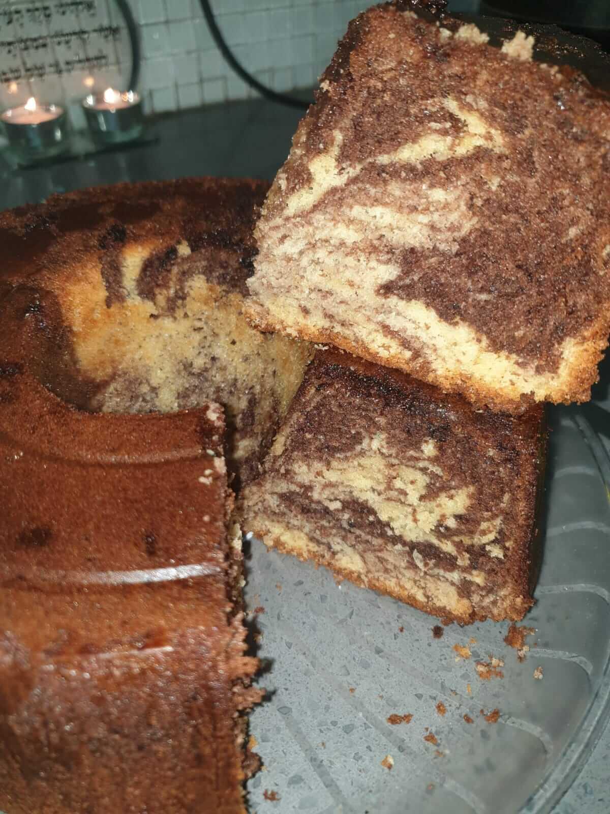 עוגת טורט גבוהה