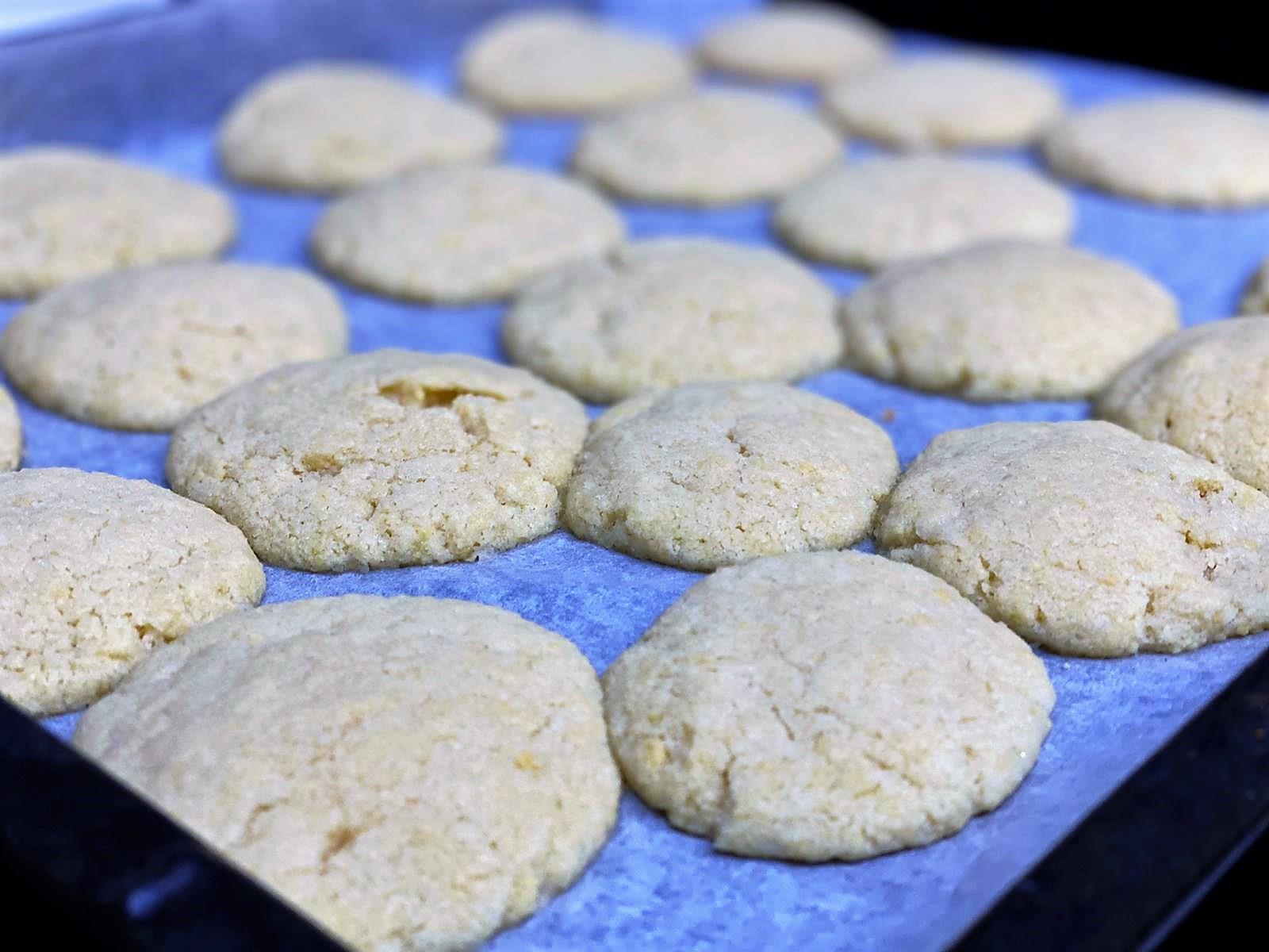 עוגיות חמאה אורית לוי
