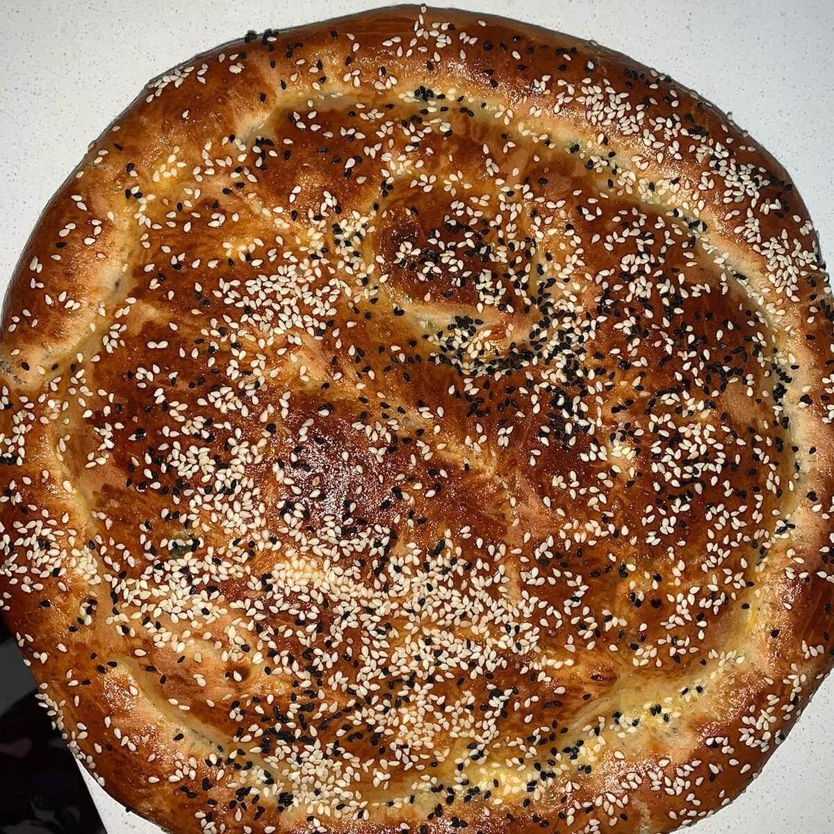לחם רמדאן טורקי