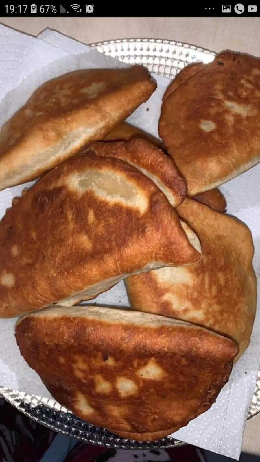 סמבוסק חומוס עיראקי
