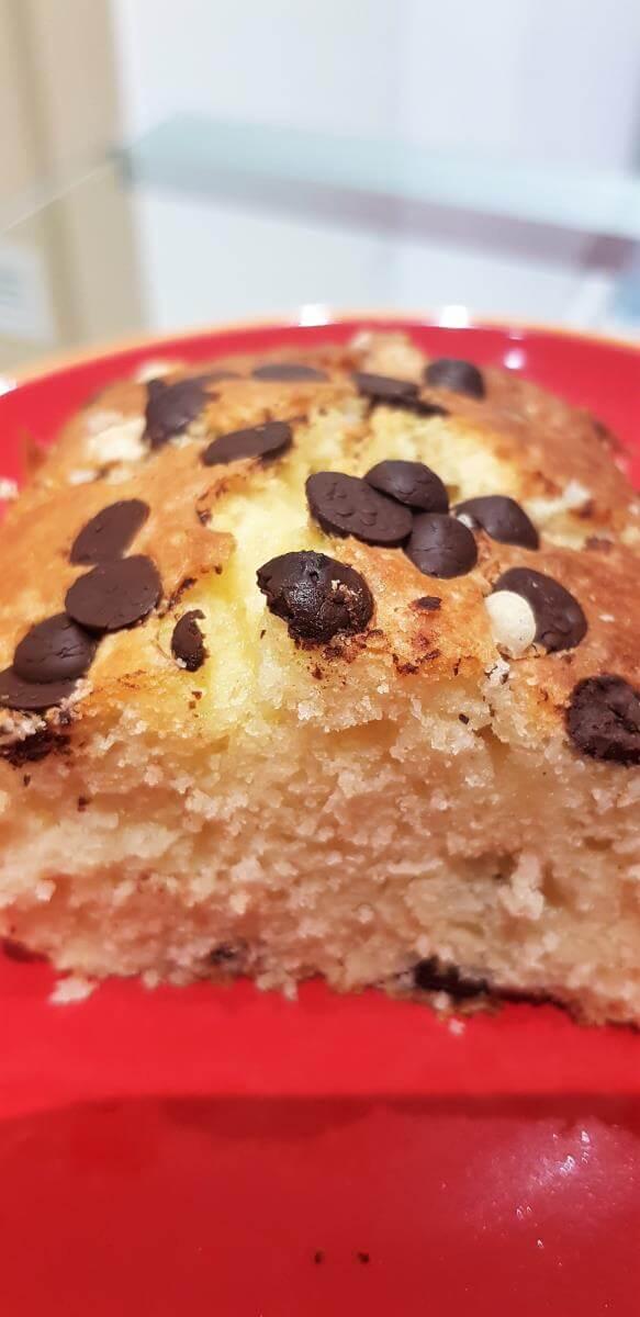 עוגת שוקו ציפס מתכון